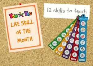 12 essential life skills header