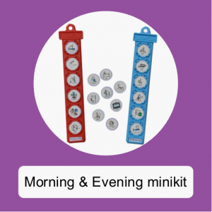 product cover image for minikit morning & evening