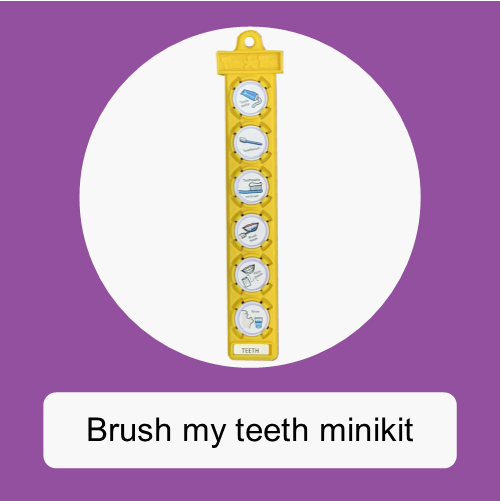 product cover teeth minikit