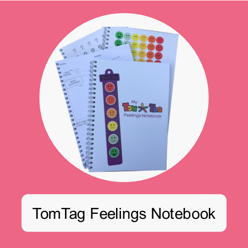 cover image product feelings notebook