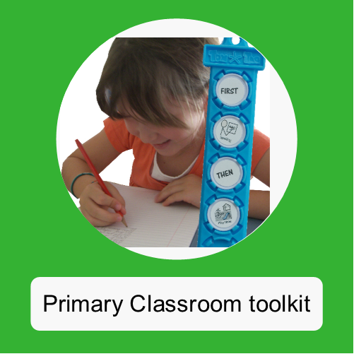 cover image for primary class toolkit product