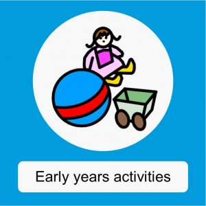 cover image for product sticker pack early years