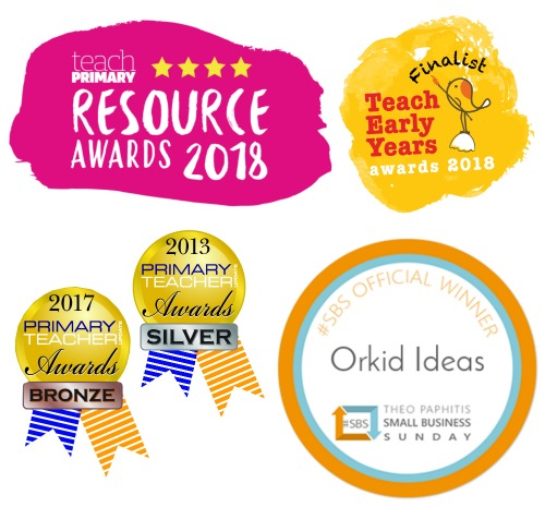 TP Resource Awards, TEY awards, PTU 2013 and 2018 and SBS Logos