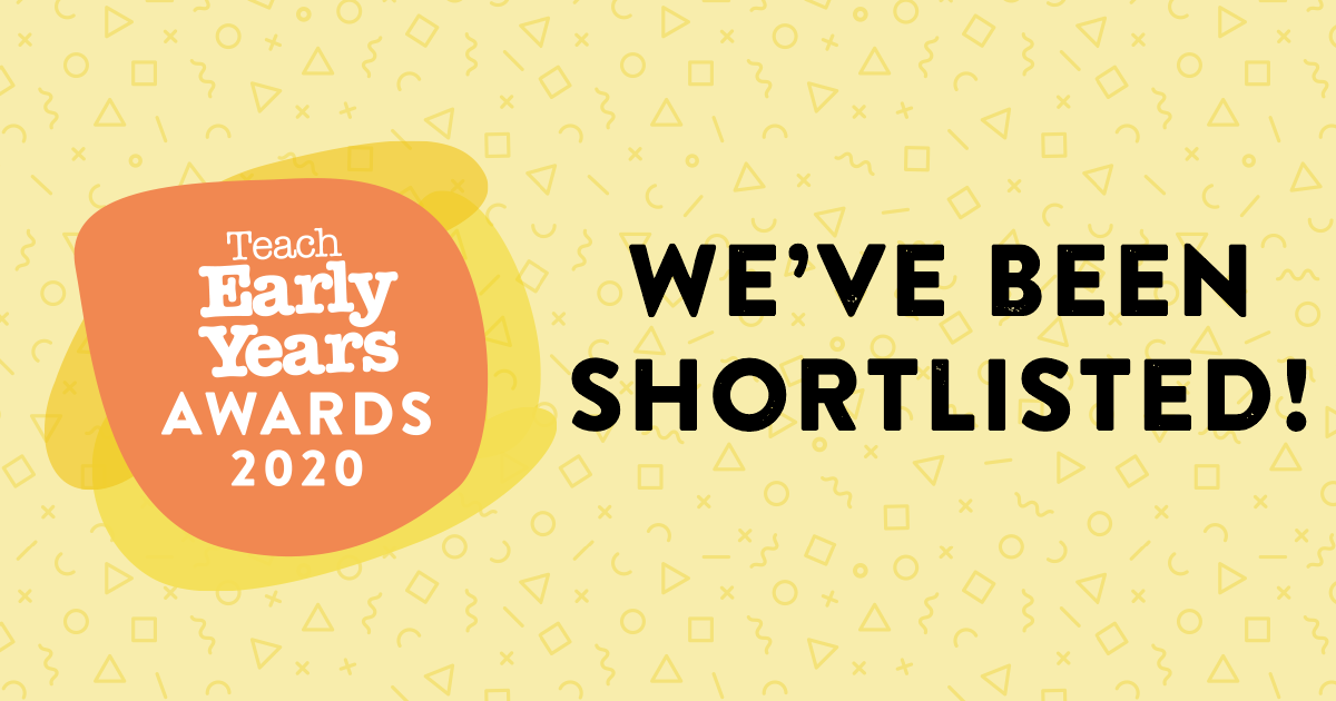 Early Years Awards 2020 Shortlisted