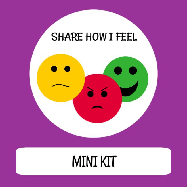cover image minikits share how I feel