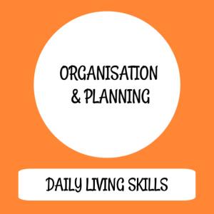 Organisation & planning