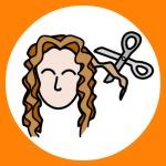 hair cut symbol